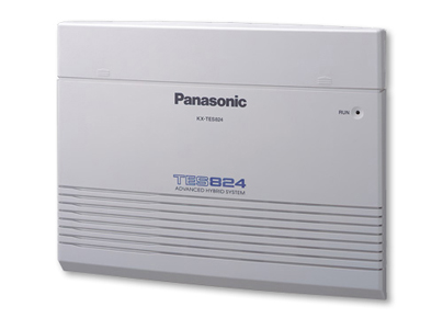 central telefonica panasonic KX-TES824